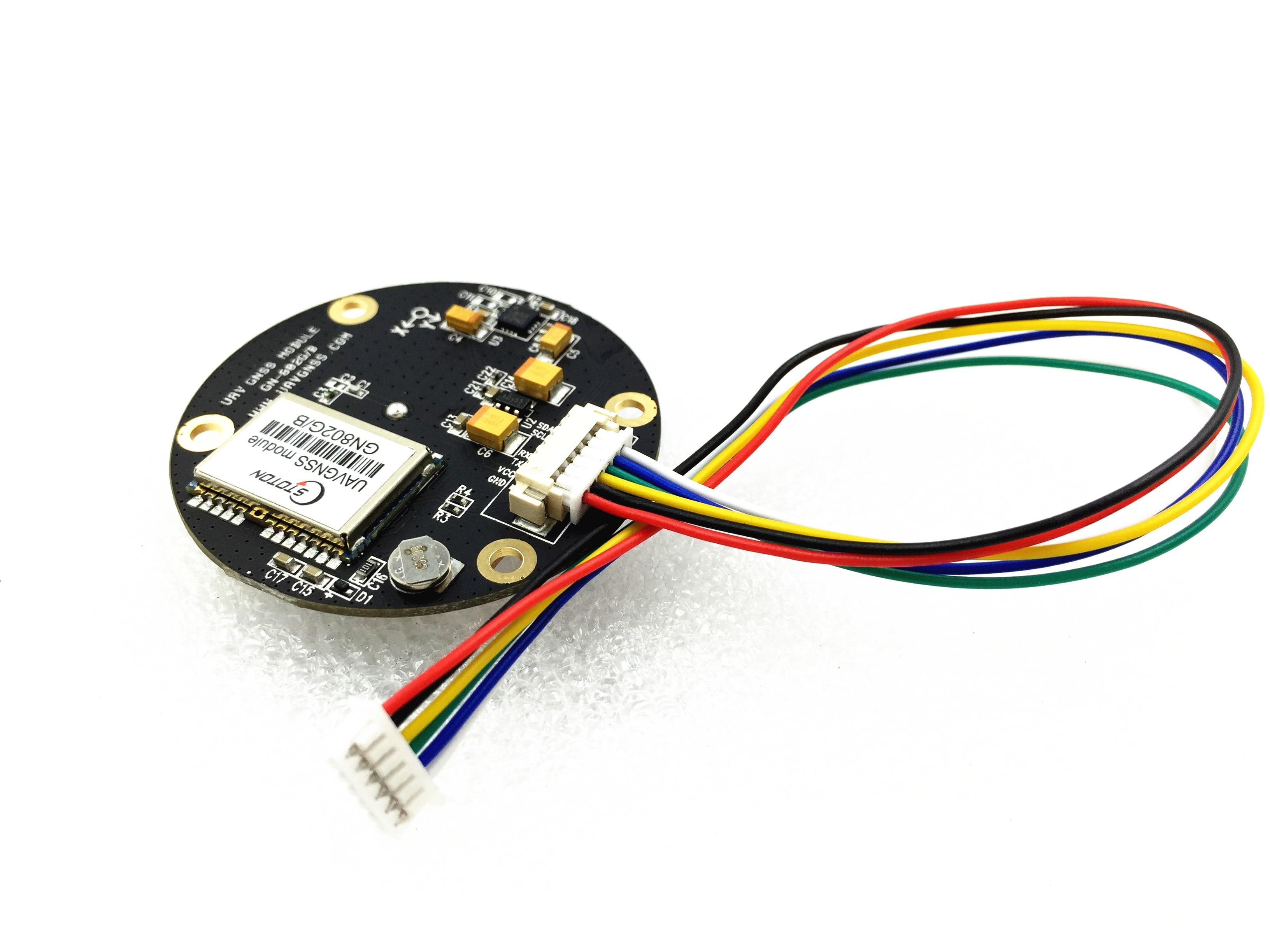 Ttl уровень gps ГЛОНАСС компас геомагнитный HMC5883 чип Бла (беспилотный летательный аппарат gps ГЛОНАСС модуль M8030-KT GNSS чип дизайн Бесплатная доста...