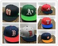 New 2021 Los Angeles City Fitted Hats Cool Baseball Caps Adult Boston Hip Hop San Diego Fitted Cap Men Women Full Closed Gorra