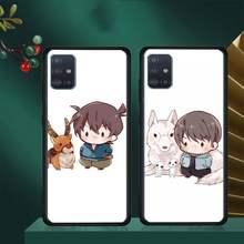Anime hayao miyazaki caso de telefone huawei para huawei p9 p10 p20 p30 p40 lite por psmart 2019