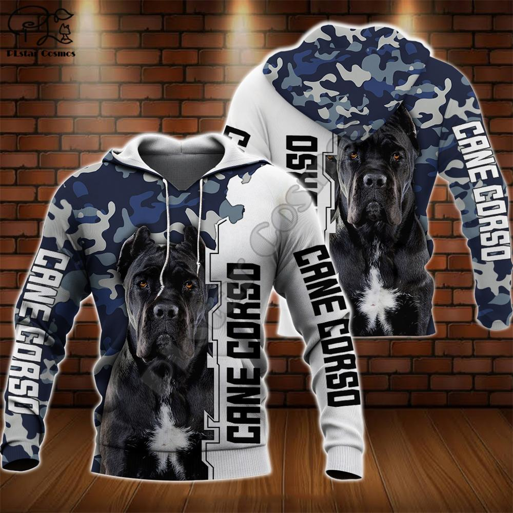 Men Women Cane Corso Limited Edition 3d Full Printed Zipper Hoodie Long Sleeve Sweatshirts Jacket Pullover Tracksuit G4