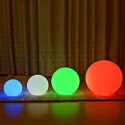 Nordic światła podłogowe led piłkę podłoga pvc kolor lampy stojąca lampa lampka nocna do sypialni zdalnego ładowania salon lampa stojąca
