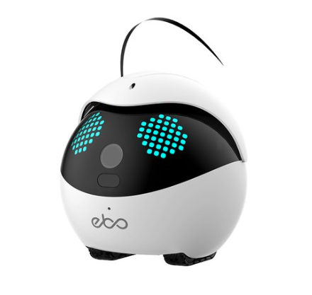 Robot Camera Photo-Video Ebo Livestream Smart-Collar And Pro for Take Cat Enabot Catpal