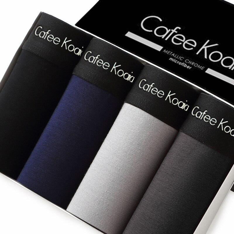 C K MEN'S Underwear MEN'S Boxers Bright Red Medium Waist Brand Modal Non-Pure Cotton Crotch Men's Boxers CK