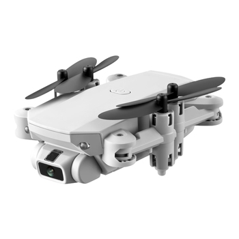 Mini WiFi FPV with 4K HD Camera Altitude Hold Mode Foldable RC Drone Quadcopter RTF White 2 4g altitude hold hd camera quadcopter rc drone wifi fpv live helicopter hover 18apr29