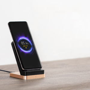 Image 4 - Original New Xiaomi 55W Wireless Charger Max Vertical air cooled wireless charging Support Fast Charger For Xiaomi 10 For Iphone