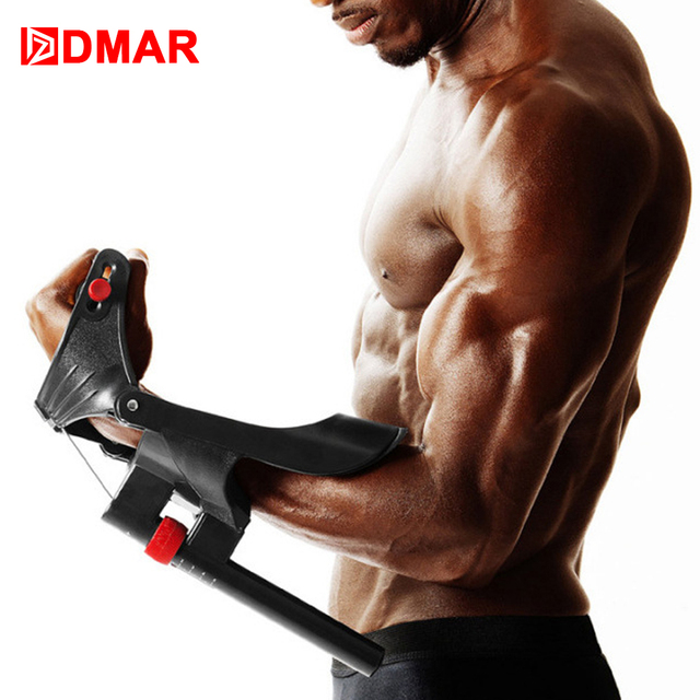 DMAR Adjustable Wrist Device Eco-friendly Engineering Forearm Hand Trainer for Arm Muscle Strength Gripper Exerciser Sport Home 1