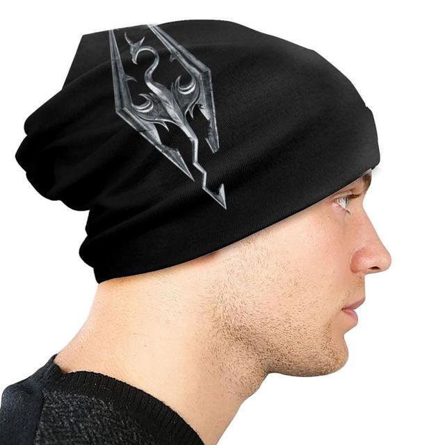 Skyrim  трикотажные Повседневные шапки -