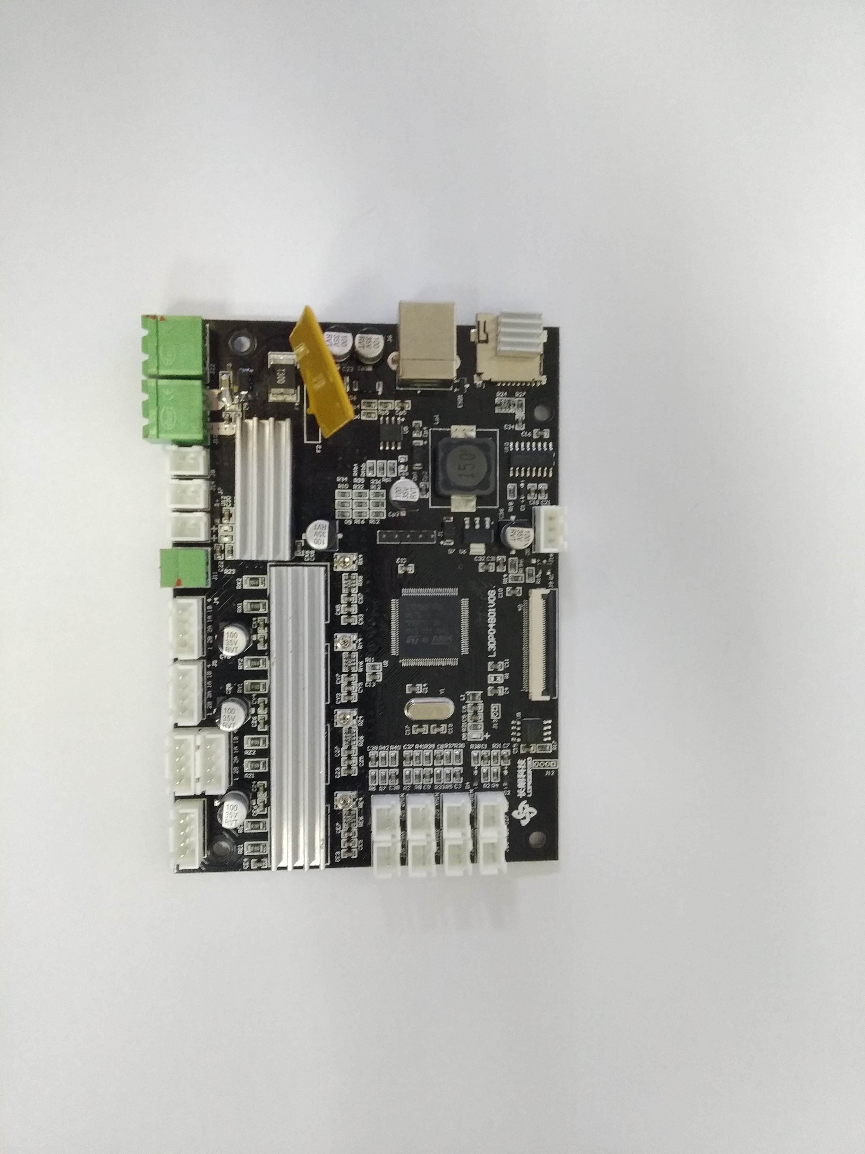 3D Printing Motherboard Accessories For LK1 LK4 U20 U30 Cube2