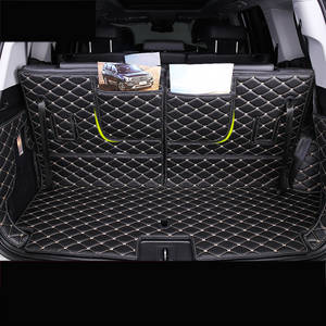 Boot-Carpet-Rug Luggage Car-Trunk-Mat Cargo-Liner for Trumpchi Gs8/wearable-Fiber-Leather