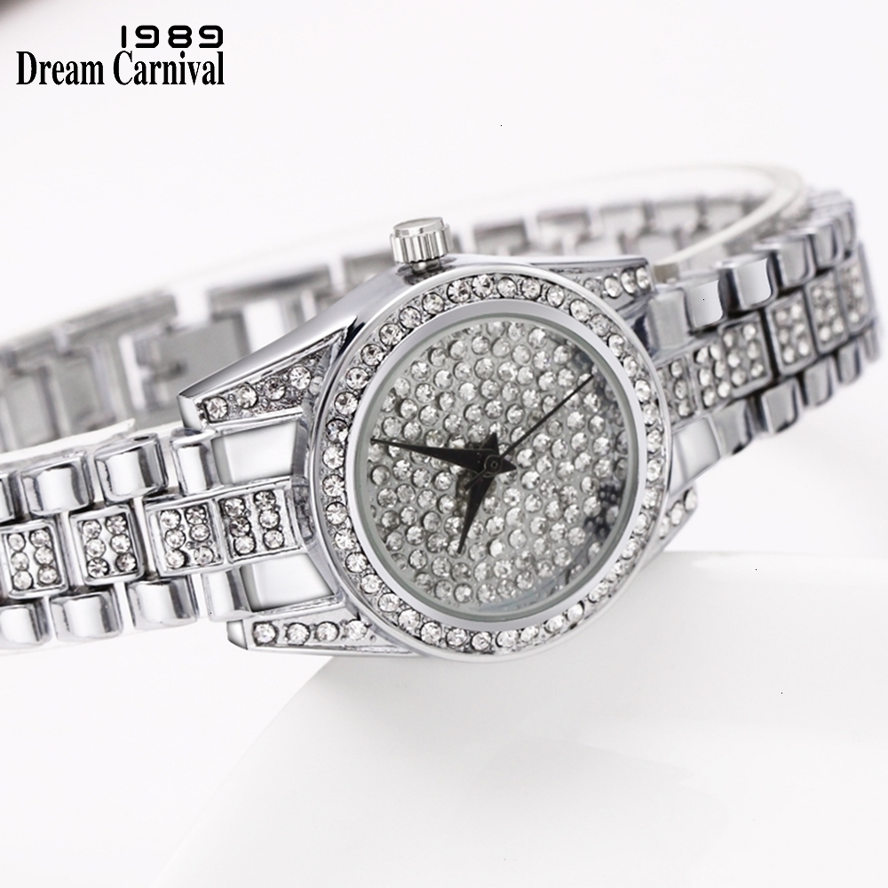 A8316 crystal watch women