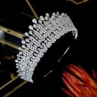 Shiny cz headdress asnora bride cr