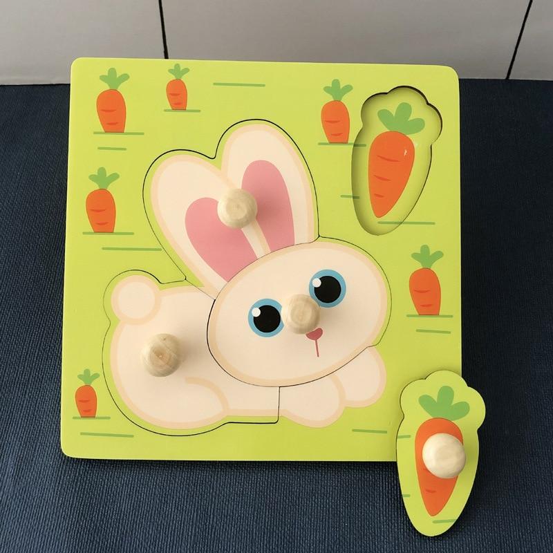 Детский деревянный сортер - головоломка, деревянные игрушки для детей 2