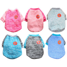 Warm Pet Dog Clothes Small Coat Jacket for Puppy Outfit Winter Sweater Clothing For Dogs/Cats 6 colors