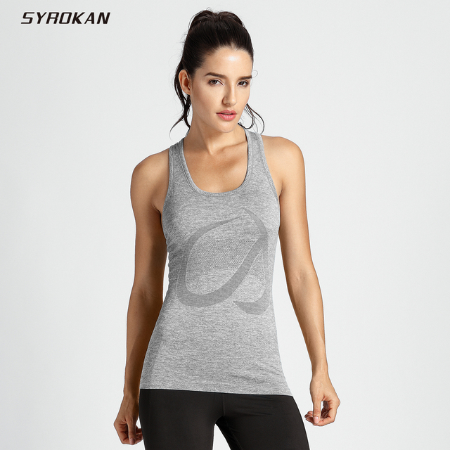 Women's Activewear Cool Mesh Tank Tops