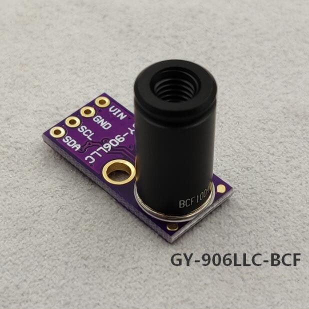 GY-906LLC-BCF MLX90614ESF-BCF infrared temperature sensor module / medium and long distance