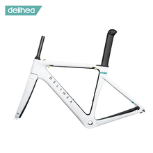 Frameset Road-Bike-Frame Cycling-Bicycle Carbon Super-Light Di2/mechanical-Racing DELIHEA