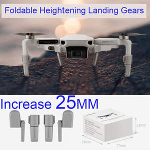 Landing-Gear Support-Protector Accessories Leg-Stabilizers Extended Mavic Mini for 25MM