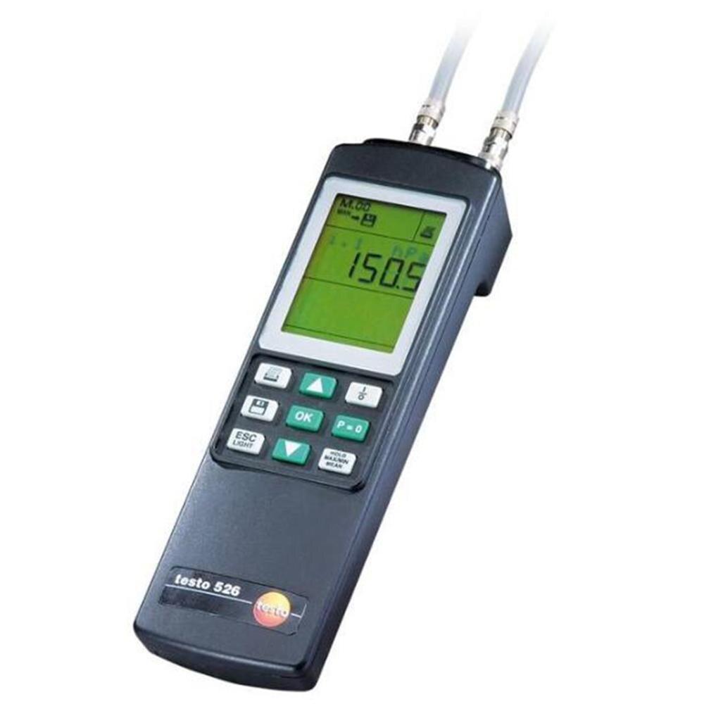 Купить testo 526 1 прибор для измерения дифференциального давления