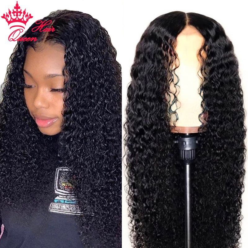 Onda profunda frente do laço perucas de cabelo humano pré arrancadas para preto cabelo peruano feminino 13x4 peruca frontal do laço rainha cabelo oficial loja