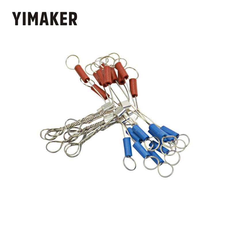 20pcs For 191 Soldering Iron Thermometer 191-212 Temperature Sensor Wires