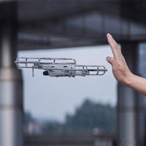 Image 3 - Hélice guarda anti colisão lâminas de proteção gaiola capa para dji mavic mini drone acessórios liberação rápida guarda protetor