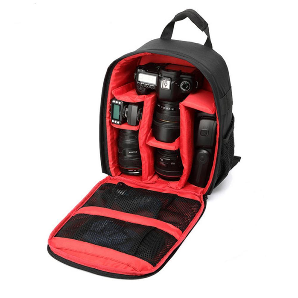 Professional Outdoor Waterproof Photography DSLR Camera Backpack Travel Bag Pack Waterproof Photography Backpack Travel Bag Pack