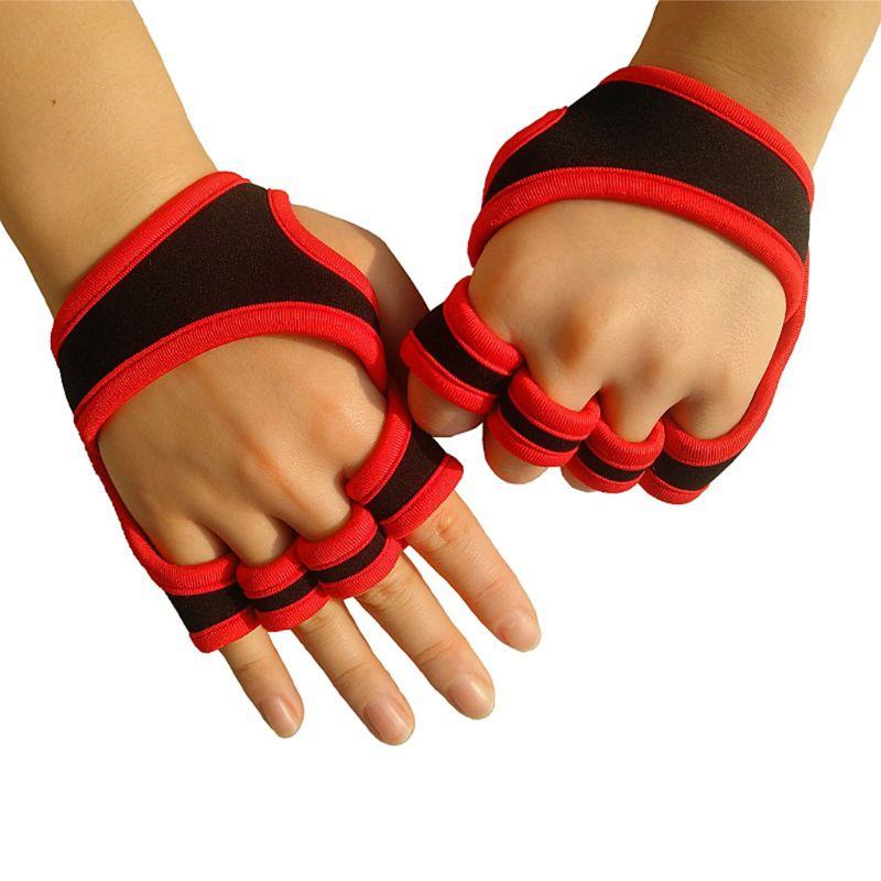 ginásio aperto para remo puxar para cima mãos protetor