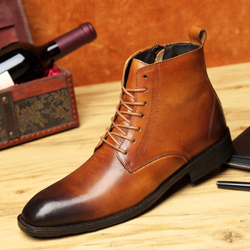 2020 Autumn Brand Men Leather Men Shoes Oxford Casual Classic Sneakers for Men Comfortable Flats Footwear Big Size 36-47 *9206
