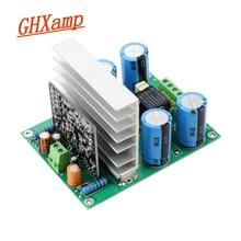 GHXAMP 400 Вт моно усилитель мощности плата Дискретная конструкция компонентов двойной 60 в