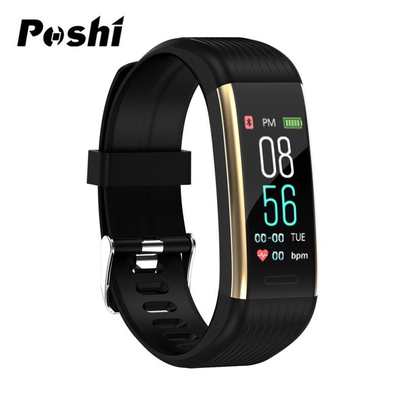 2020 nouvelle marque montre intelligente femmes montres Sport calories moniteur de fréquence cardiaque Bluetooth montre-bracelet hommes Smartwatch pour Android IOS