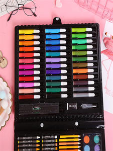Art-Supplies Stationery Crayon Oil-Pastel Drawing-Pencil-Set Painting Gift Child Student