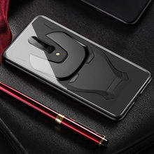 OnePlus7Pro Case Iron Man Tony Stark Anti explode Shock Proof case For OnePlus 7 Pro 7T Pro 1+7pro Tempered glass case Cover