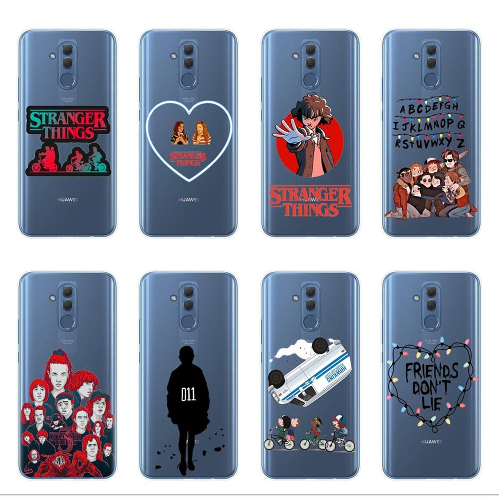 <font><b>Phone</b></font> <font><b>Case</b></font> For <font><b>Huawei</b></font> Mate 10 20 <font><b>Lite</b></font> Soft Silicone TPU Cover <font><b>Stranger</b></font> <font><b>Things</b></font> <font><b>Cases</b></font> For Coque <font><b>Huawei</b></font> <font><b>P20</b></font> P30 <font><b>Lite</b></font> Pro Funda Capa image