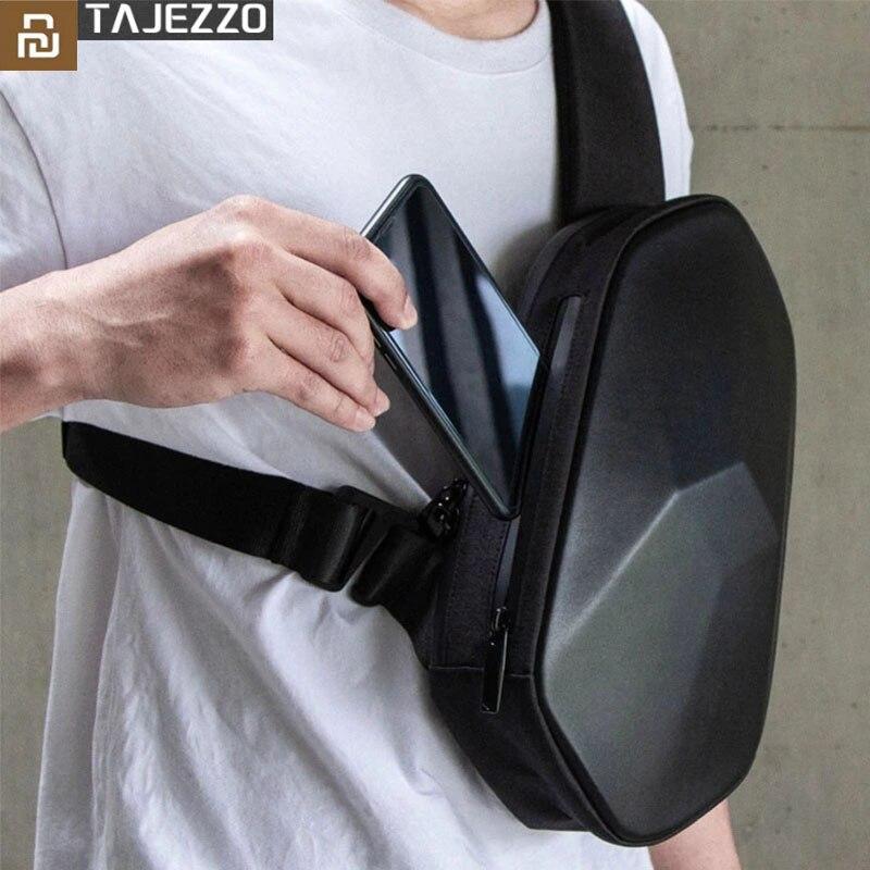 Youpin BEABORN многогранный ПУ рюкзак Сумка водонепроницаемая цветная для отдыха спортивная нагрудная сумка для мужчин женщин путешествия Кемпинг|Смарт-гаджеты|   | АлиЭкспресс