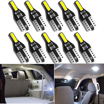 10x T10 Led W5W 168 LED Bulb Car Interior Light For BMW E46 E39 E90 E60 E36 F30 F10 E30 E34 X5 E53 M F20 X3 E87 E70 E92 X1 M3 image