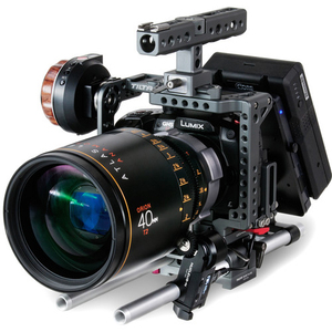 Image 3 - Tilta Tiltaing Mini Matte Box для зеркальной камеры DSLR, беззеркальной камеры s FF T06, Новый мини двигатель Follow Focus, Tilta Nucleus N Nano для камеры