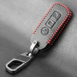 Image 5 - Protective Leather Key Case For Honda X ADV SH 300 150 125 Forza 300 125 PCX150 2018 Motorcycle Scooter 2/3 Button Smart Key