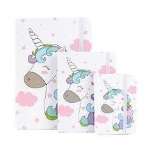 Diary Planner Notepad Stationery Printing Office Kids School Student Cute Kawaii Unicorn