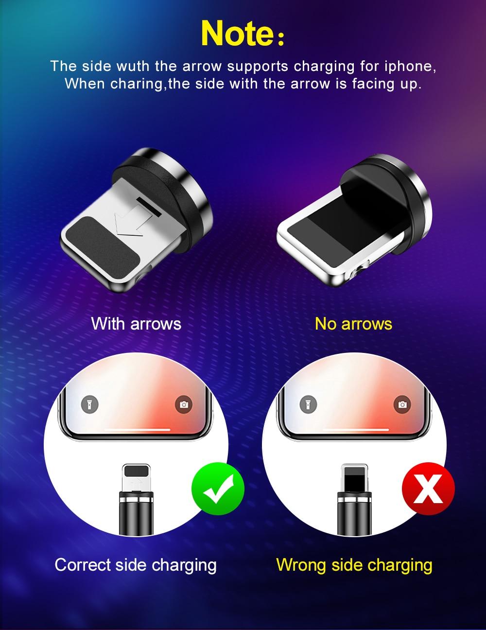 Marjay, магнитная зарядка зарядное устройство, магнитный кабель Micro USB кабель для iPhone, samsung, Android, быстрая зарядка, магнит, usb type-C кабель, шнур для мобильного телефона, провод