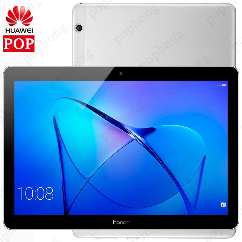 Глобальная версия HUAWEI MediaPad T3 10 9,6 дюймов 4 аппарат не привязан к оператору сотовой связи, с функцией звонка, планшет, PC, 2 Гб оперативной памяти...
