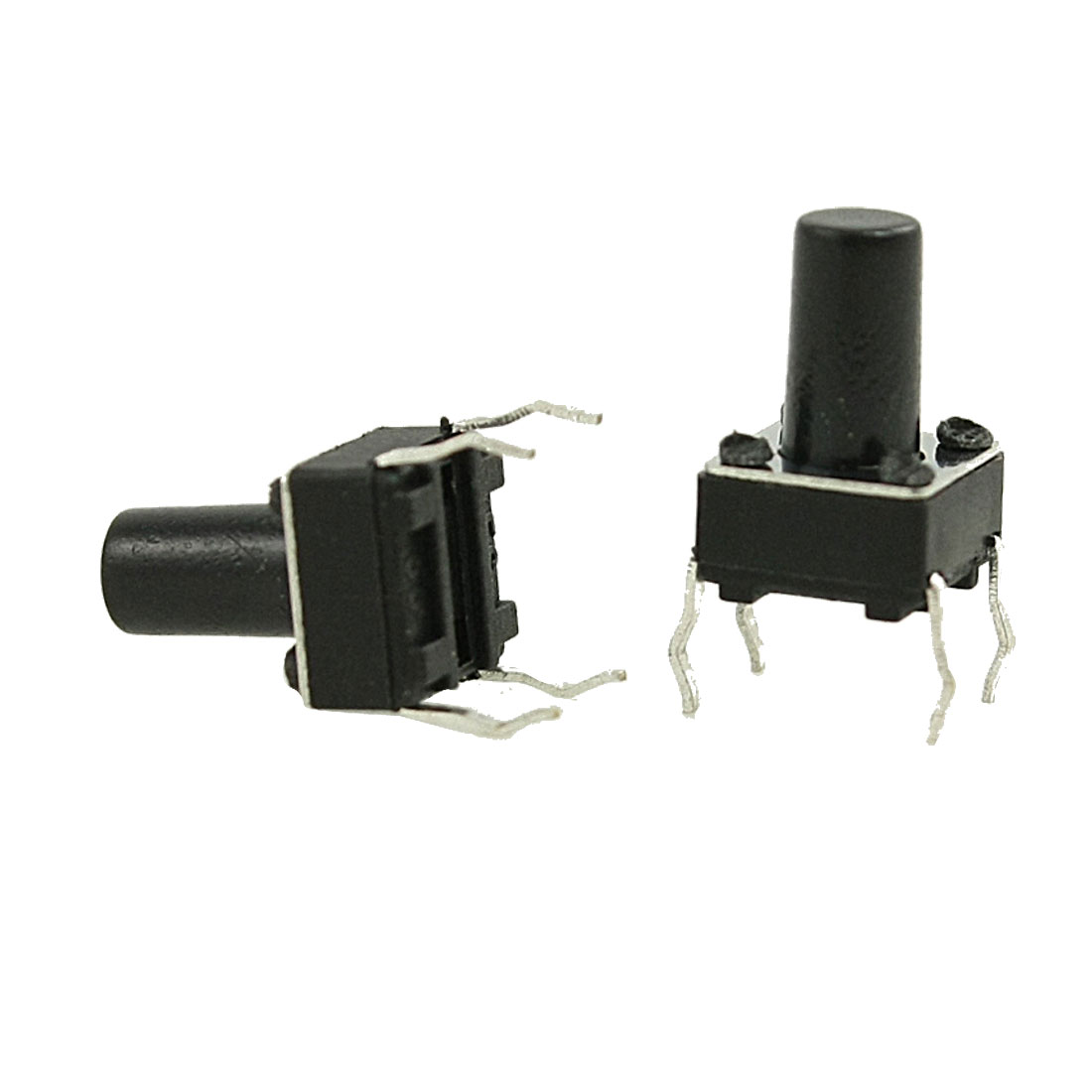 Uxcell 4 Pins Momentary Push Button Tactile Tact Switch