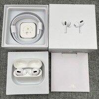 Auricular inalámbrico por Bluetooth, dispositivo con posicionamiento, cambio de nombre, carga inalámbrica, Sensor inteligente, ANC, transparente, para airpodings 2 pro 3