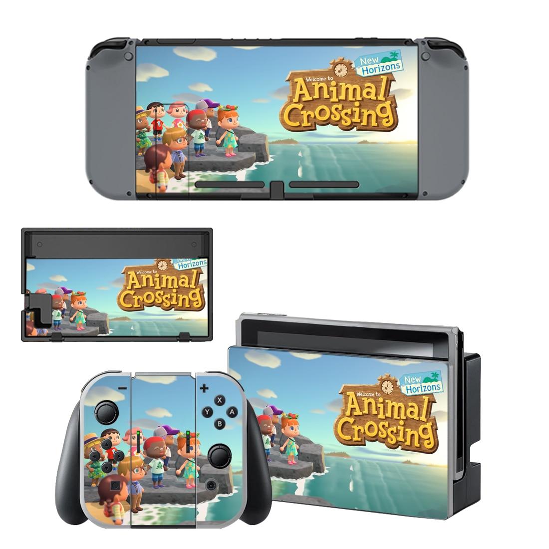 Vinyl Screen Skin Animal Crossing New Horizons Protector Sticker