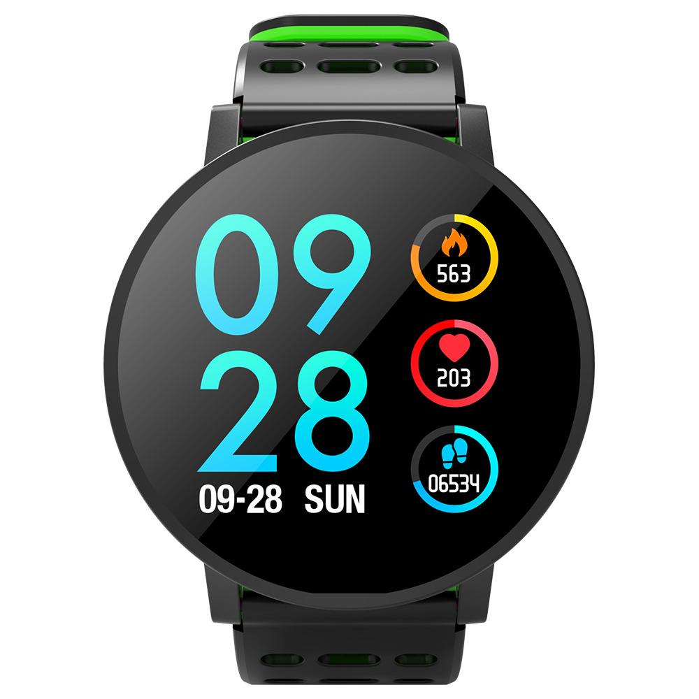 Makibes T3 IOS Android Smart Watches Men Women HR Blood Oxygen Blood Pressure IP67 Waterproof Activity Fitness Tracker PKV11 19