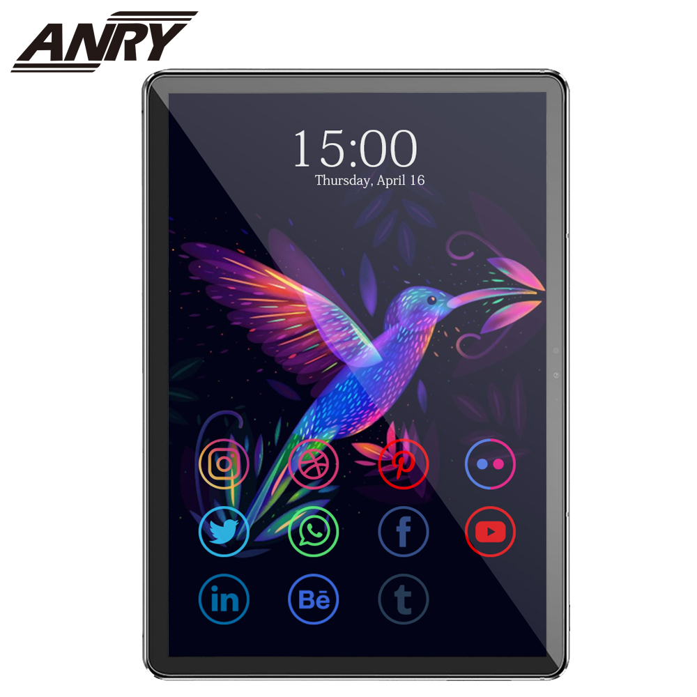 ANRY S20 4G telefon görüşmesi Tablet Deca çekirdek 11.6 inç IPS 1920X1080 Android 8.1 4GB RAM 128GB ROM Tablet PC ile AN80 dokunmatik klavye