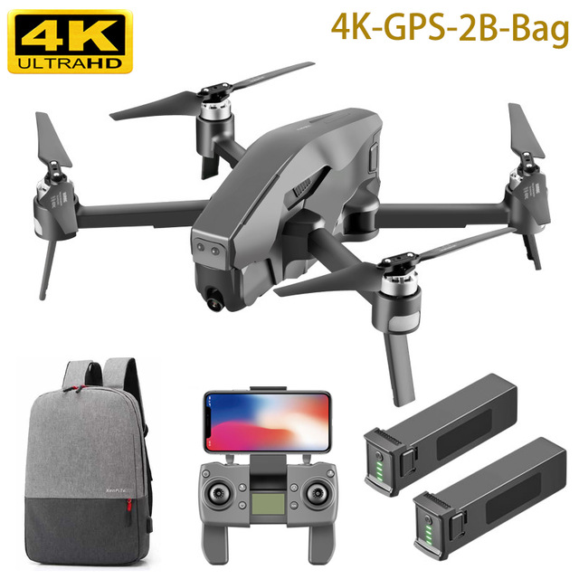4DRC M1 Mark 300 Brushless Motor GPS 5G WIFI FPV Professional 4K ESC HD Camera Selfie RC Drone Quadcopter 11.1V 4000mah Battery