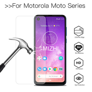 tempered glass for moto one vi