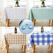 Plástico pvc grosso gugrade gula impresso toalha de mesa à prova doilágua oilproof casa cozinha mesa de jantar colth capa esteira oilcloth lavagem