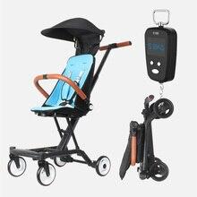 2in1 Portable Baby Pram Baby Walker Ligh