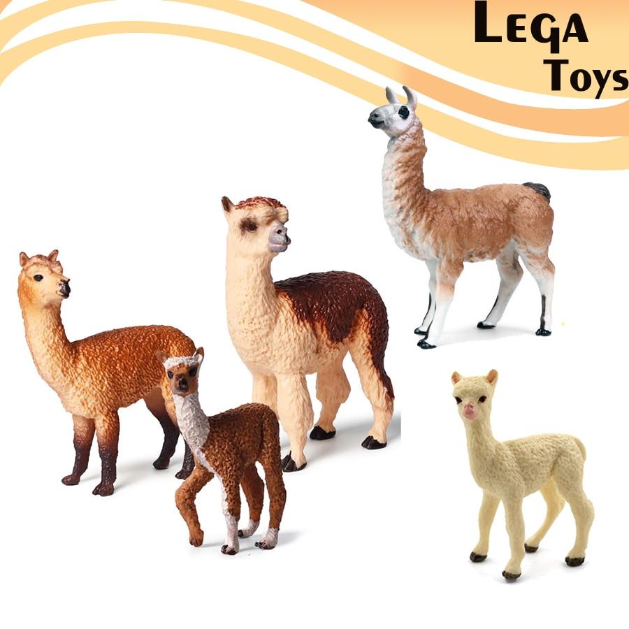 Action Figures DIY Lion Tiger Building Blocks Playset Party Favors Toys for Kids